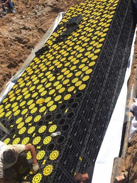 屋面雨水收集回用系统